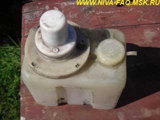 Система подогрева жидкости в бачке омывателя Ваз 2107, Ваз 2105, Ваз 2104, Лада Жигули, Классика.