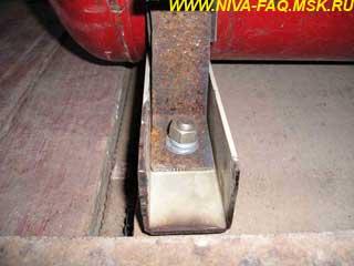 2121 022 - Установка гбо на ваз 2121