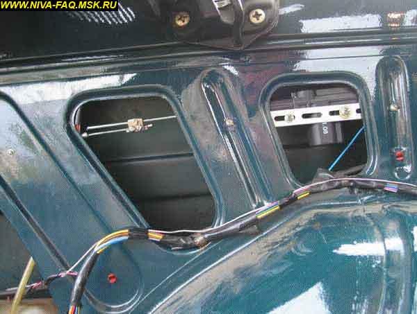 Автоматическое открывание багажника своими руками фото 962
