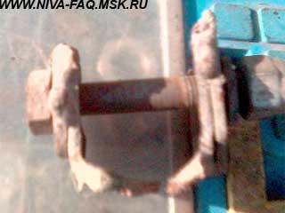 kr 1 - Верхнее крепление переднего амортизатора нива